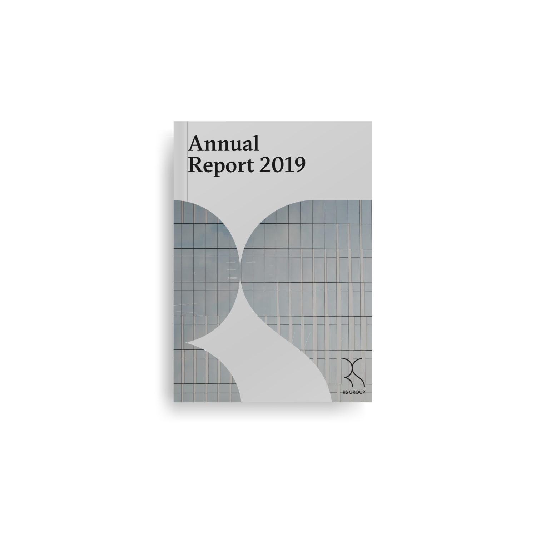 Annual Report 2019 พร้อม Logo RS